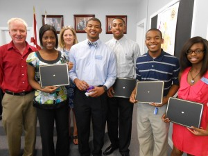 Seniors Awarded Community Involvement Scholarships