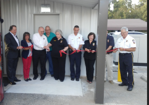 Center Point Fire District Ribbon Cutting